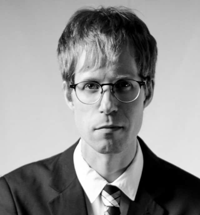 Johan Asplund - CEO, skådespelare och konstnärlig ledare