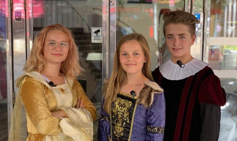 Vi träffar Lilly, Rasmus och Nora