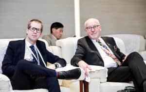 Kulturutbyte mellan Sverige och Kina